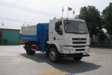 国五柳汽自装卸式垃圾车