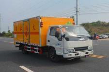 多士星牌JHW5060XQYJ型爆破器材运输车