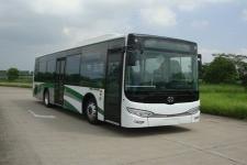 10.5米|21-36座北京插电式混合动力城市客车(BJ6101B11CHEV)