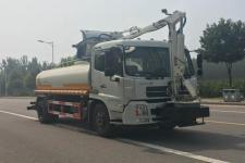 东风天锦隧道清洗车