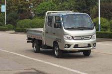 福田牌BJ1030V4AL4-AQ型两用燃料载货汽车图片