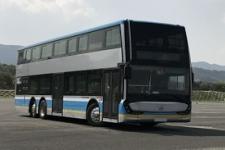 12.8米|37-71座广通纯电动双层城市客车(GTQ6131BEVST3)