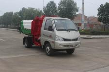 润知星牌SCS5032ZZZBJ型自装卸式垃圾车