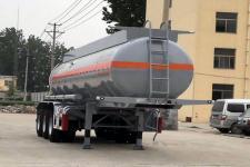 万事达9.9米32.2吨3轴腐蚀性物品罐式运输半挂车(SDW9405GFW)