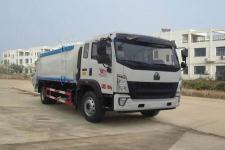 华通牌HCQ5187ZYSZZ5型压缩式垃圾车