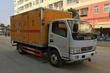 程力威国五单桥厢式货车98-131马力5吨以下(CLW5040XDGE5)