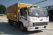 解放國五4米2爆破器材運輸車