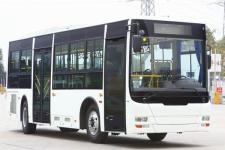 8.5米金旅纯电动城市客车