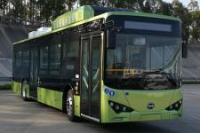 12米|23-45座比亚迪纯电动低入口城市客车(BYD6122LGEV1)