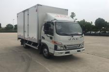 江淮国五单桥厢式货车132马力5吨以下(HFC5041XXYP52K3C2V)
