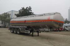 醒狮12.4米33.3吨3轴铝合金运油半挂车(SLS9401GYYF)