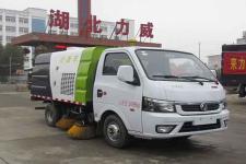 東風小型掃路車價格廠家直銷