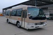 6.6米|11-24座晶马纯电动城市客车(JMV6660GRBEV)