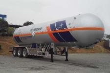 宏图13.3米27.1吨3轴液化气体运输半挂车(HT9409GYQC2)