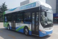 10.5米宇通燃料电池城市客车
