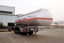 万事达10.6米32吨3轴易燃液体罐式运输半挂车(SDW9404GRYB)