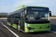 10.5米|18-30座比亚迪纯电动低入口城市客车(BYD6101LGEV4)