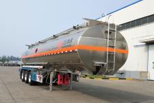 万事达11.2米33.5吨3轴铝合金运油半挂车(SDW9405GYYD)