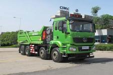 陕汽前四后八自卸车国五350马力(SX3318MR286TL)