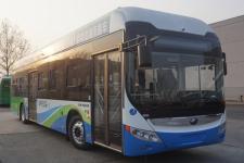 12米|21-40座宇通燃料电池低入口城市客车(ZK6125FCEVG7)