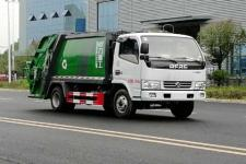 国五东风 多利卡8方压缩式垃圾车