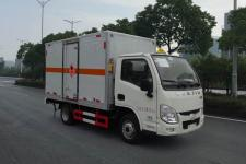 華通牌HCQ5032XRGSH5型易燃固體廂式運輸車
