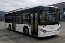 10.5米|19-37座上佳纯电动城市客车(HA6100BEVB)