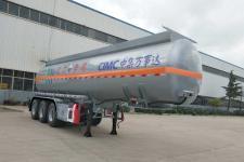 万事达10.4米32.9吨3轴腐蚀性物品罐式运输半挂车(SDW9406GFW)