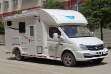 程力威牌CLW5049XLJS5型旅居车