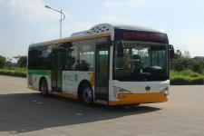 8.5米北京插电式混合动力城市客车