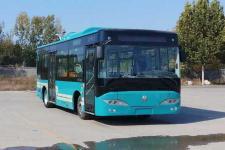 8.1米 13-24座黄河纯电动城市客车(JK6806GBEVQ4)
