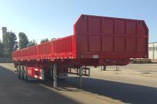 骏通12米31.8吨3轴自卸半挂车(JF9403ZZX)