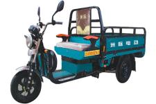 洲际ZJ2500DZH-3型电动正三轮摩托车