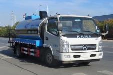 新东日牌YZR5080GLQKM型沥青洒布车