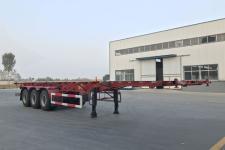 蒙凯12.2米34.6吨3轴集装箱运输半挂车(MK9401TJZ)