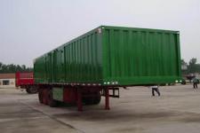 骜通10.5米31吨3轴厢式半挂车(LAT9402XXY)