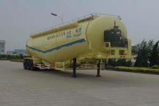 天翔13米26.5吨3轴粉粒物料运输半挂车(QDG9400GFL)