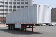 云台11米33吨3轴厢式半挂车(XLC9400XXY)