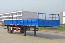 程力威8.5米10吨1轴半挂车(CLW9130)