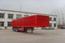 沃德利12米32吨3轴厢式半挂车(WDL9401XXY)