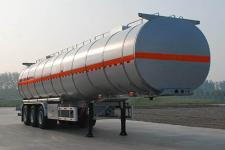 金碧11.9米31吨3轴易燃液体罐式运输半挂车(PJQ9401GRYD)