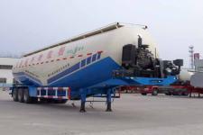 陆锋10.6米30吨3轴中密度粉粒物料运输半挂车(LST9401GFLZ)