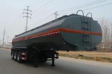 特运10.5米33.5吨3轴易燃液体罐式运输半挂车(DTA9403GRYB)