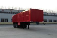 粱锋10.5米32.3吨3厢式运输半挂车