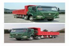 豪沃牌ZZ3317N4267E1L型自卸汽车图片