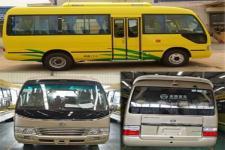 金旅牌XML6601J15N型客车图片3