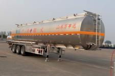 万事达12.4米33.5吨3轴铝合金运油半挂车(SDW9405GYYA)