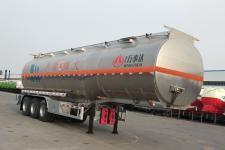万事达12.2米33吨3轴铝合金运油半挂车(SDW9406GYYA)