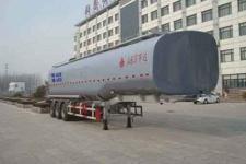 万事达12米31吨3轴润滑油罐式运输半挂车(SDW9400GRH)