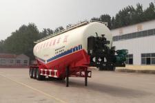 粱锋10.5米30吨3轴中密度粉粒物料运输半挂车(LYL9406GFL)